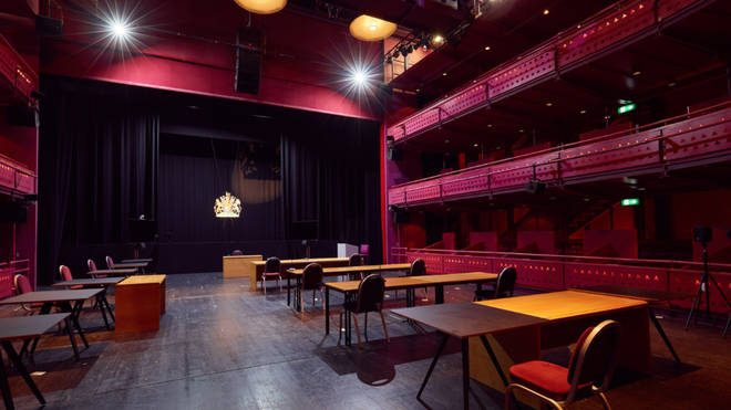 The Lowry is the first theatre to become a Nightingale Court
