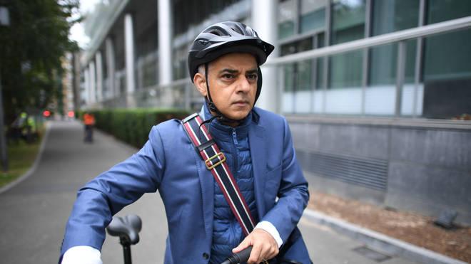 Sadiq Khan said he has 'no choice' but to impose fresh curbs