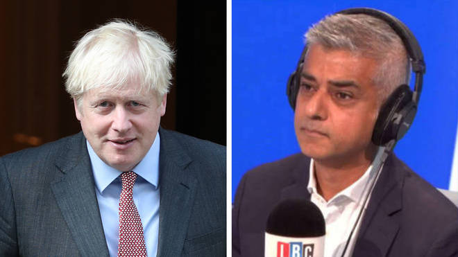 """London may have to go it alone on Covid restrictions if PM is not strict enough"": Sadiq Khan"