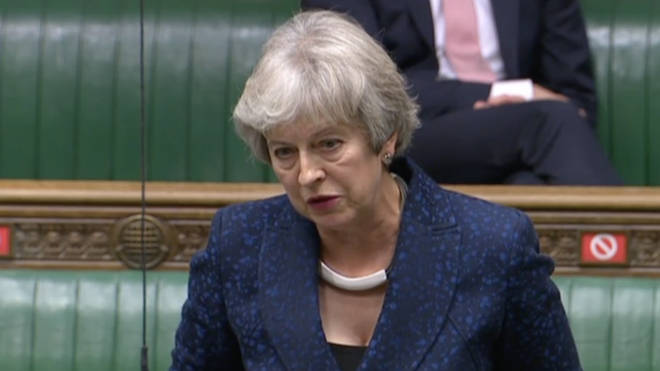 Theresa May has slammed the contents of the Government Internal Market Bill