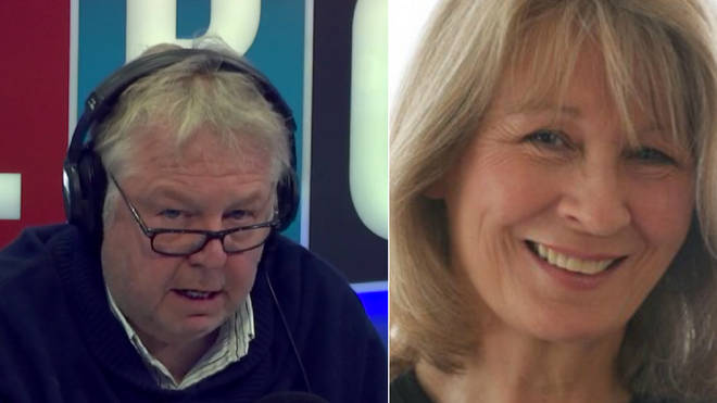 "Kathy Gyngell discussed the Westminster ""sex scandal"" with Nick Ferrari"