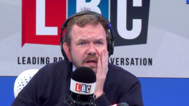James O'Brien's response to Theresa May's dancing at the Conservative Party Conference