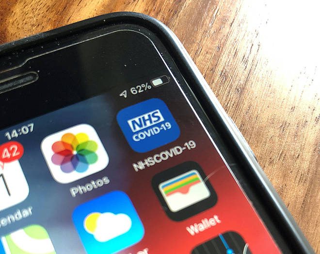 Concerns have been raised about the effectiveness of the NHS Covid-19 app