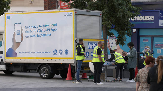 England and Wales's coronavirus contact tracing app has finally launched