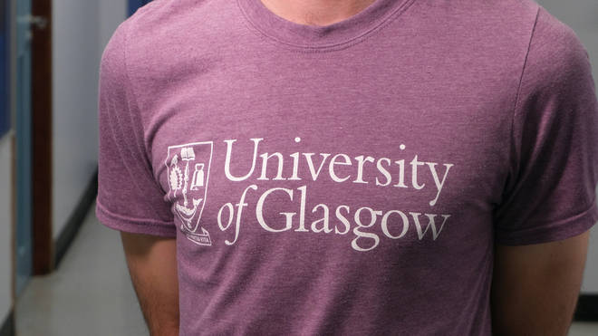 Hundreds of students at the University of Glasgow have been told the self-isolate