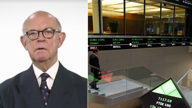 David Buik discussed the record high of the FTSE