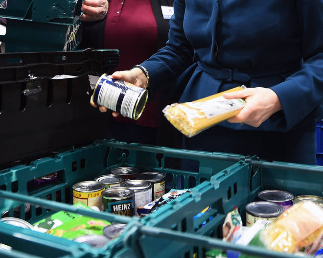 Child hunger and poverty has increased dramatically in the North East