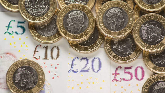 The UK's national debt has risen by nearly £250bn in a year