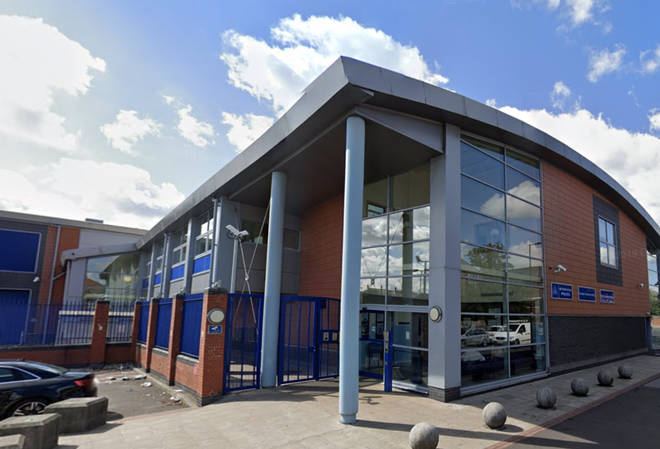 The officer was shot dead at Croydon custody centre (file picture)