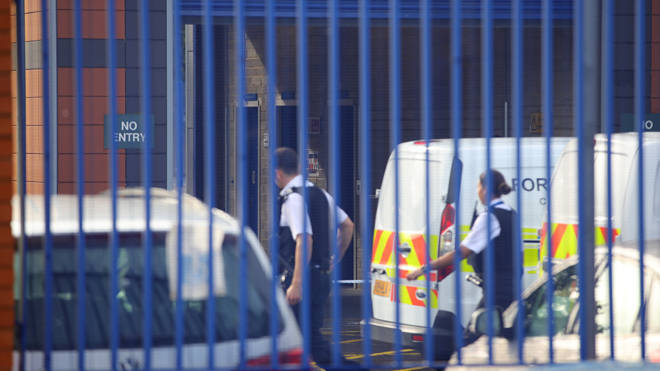 A police officer was shot dead in Croydon