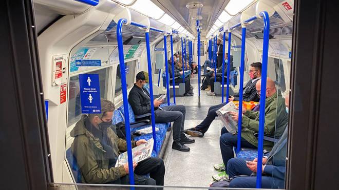 London has been put on the national coronavirus 'watch list'