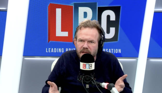 """""""Disturbed"""" caller tells James O&squot;Brien: """"I&squot;ve lost a great friend to conspiracy cult Q-Anon"""""""