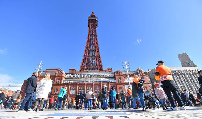 Blackpool is set to face tougher lockdown restrictions