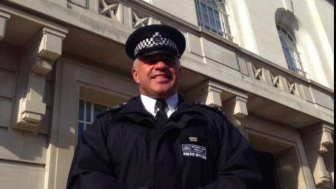 Sgt Ratana had been in the Met for almost 30 years
