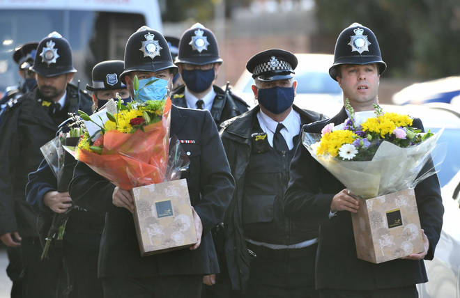 Tributes have been paid to Police Sergeant Matt Ratana