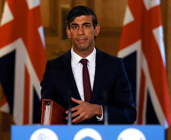 Rishi Sunak has been criticised by members of the Scottish Government