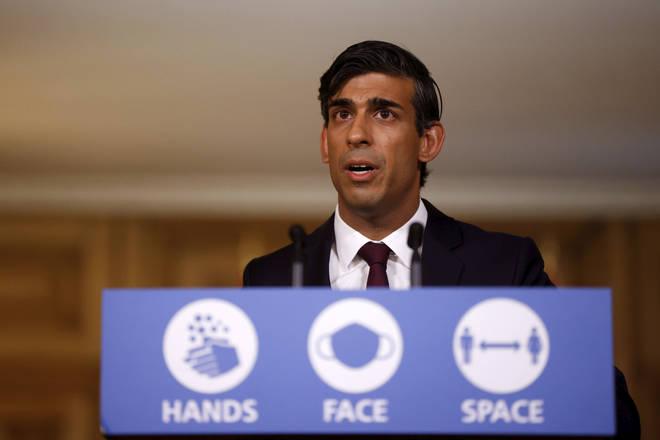 Chancellor Rishi Sunak announced further economic support for businesses this week