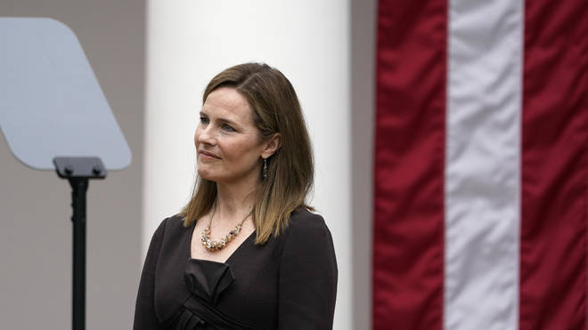 Amy Coney Barrett was the frontrunner for the role