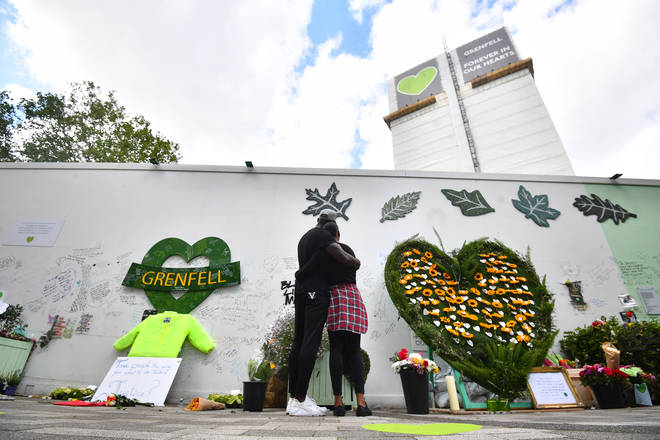 """The residents told Mr Jenrick another fire like in Grenfell Tower is """"possible if not probable"""""""