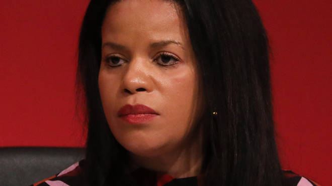 Labour MP Claudia Webbe has been charged with a harassment offence