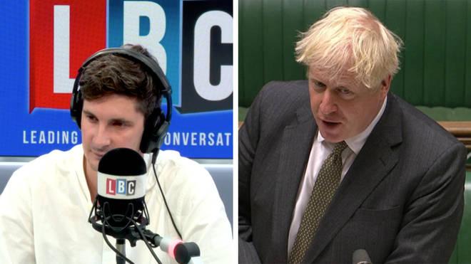 """We&squot;ve frankly been frightened enough,"" Tory MP Sir Desmond Swayne tells Tom Swarbrick"