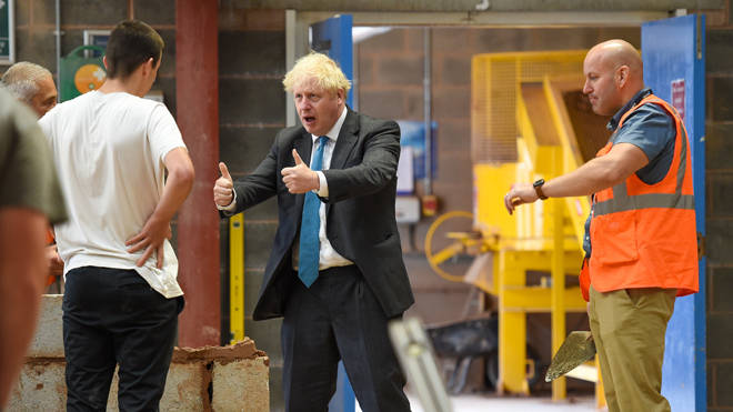Boris Johnson wants to train up people with practical skills to address a looming jobs crisis