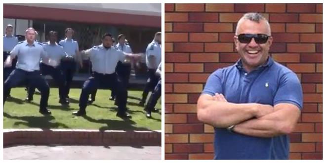 New Zealand police paid tribute to Sergeant Matt Ratana