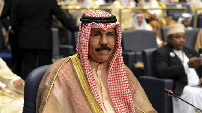 Sheik Nawaf Al-Ahmad Al-Jaber Al-Sabah