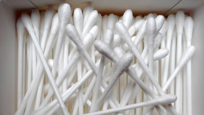 Plastic straws, stirrers and cotton buds banned in England from today