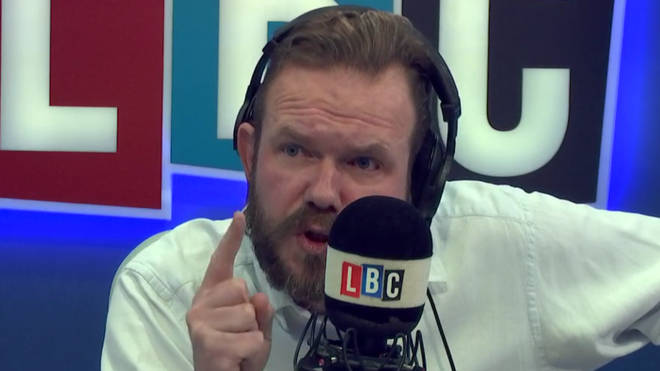 James O'Brien can't understand why Priti Patel and Boris Johnson haven't been sacked