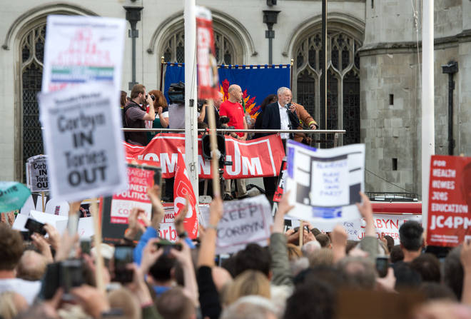 Maajid Nawaz made the case that far-left extremism hijacked Labour in recent memory