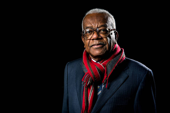 Sir Trevor McDonald told David Lammy that Black History Month is beneficial for people to learn about their identity
