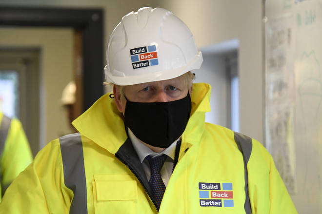 The PM has said the British public has gotten complacent in it's coronavirus fight