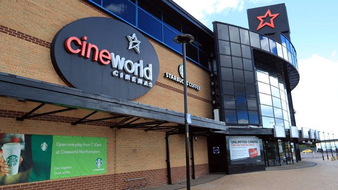 Cineworld's UK sites will close from Thursday, it has been confirmed
