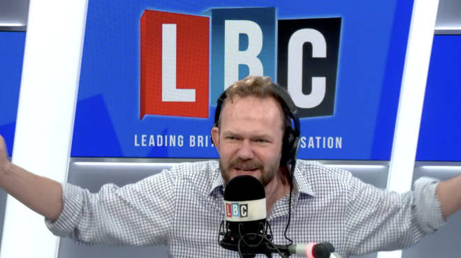 James O'Brien's reaction after 16,000 coronavirus cases were missed