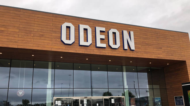 Odeon will only show films between Friday and Sunday as a response to the coronavirus pandemic