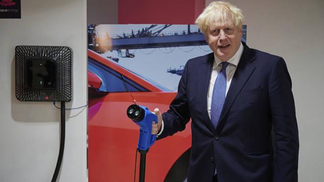 Boris Johnson wants a green industrial revolution