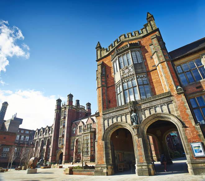 Jeni was attending Newcastle University