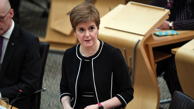 Nicola Stugeon has said further restrictions in Scotland will not be another lockdown