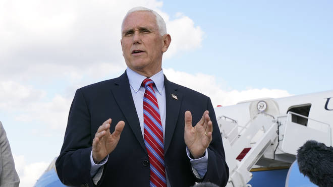 Pence has been the VP for the past four years