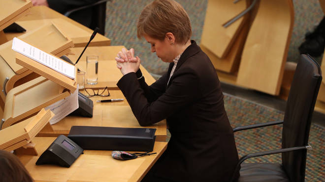 There is confusion over the new rules imposed by Nicola Sturgeon