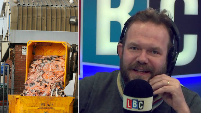 James O'Brien discussed FISH