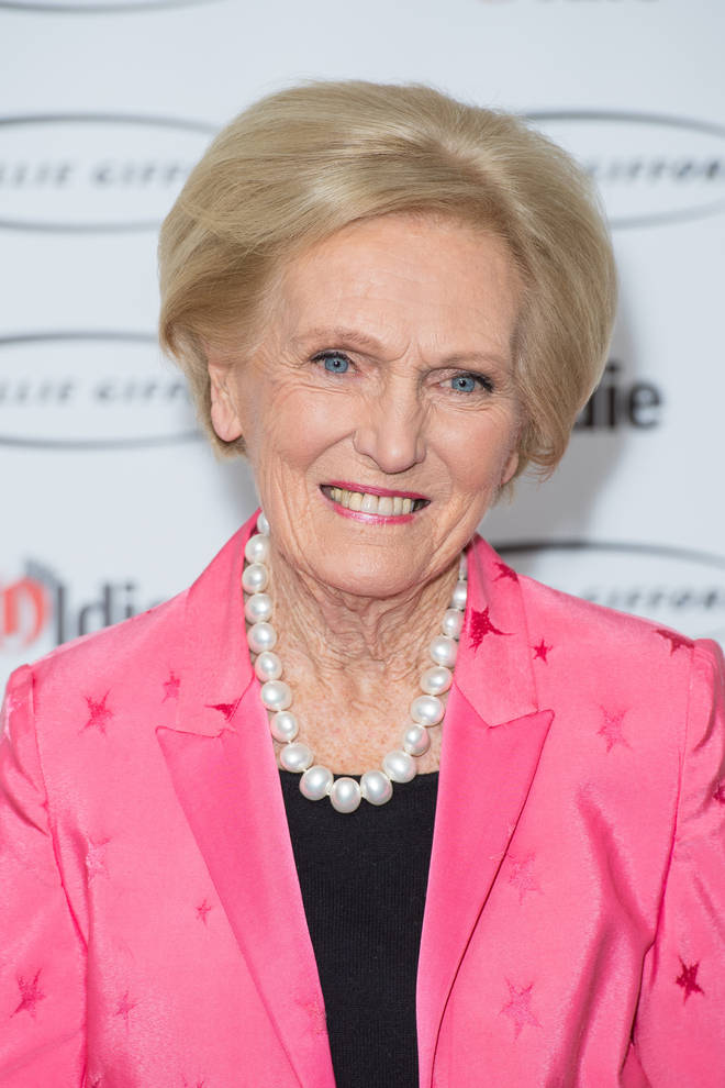 Mary Berry who was made a CBE in 2012, is being made a dame for services to broadcasting, the culinary arts and charity