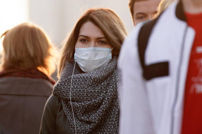 The UK may introduce compulsory face masks outdoors to stop the spread of Covid-19