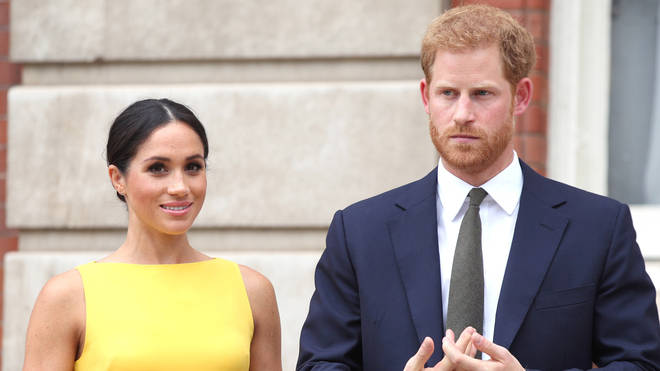 Harry and Meghan discussed online abuse and the stigma around mental health