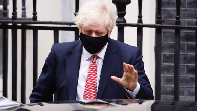 Boris Johnson will speak with Cabinet ministers later