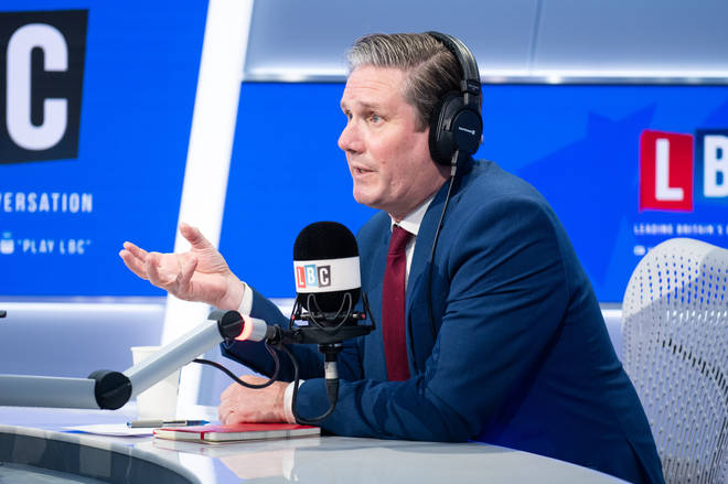 Labour Leader Sir Keir Starmer told LBC that a Brexit deal is still possible