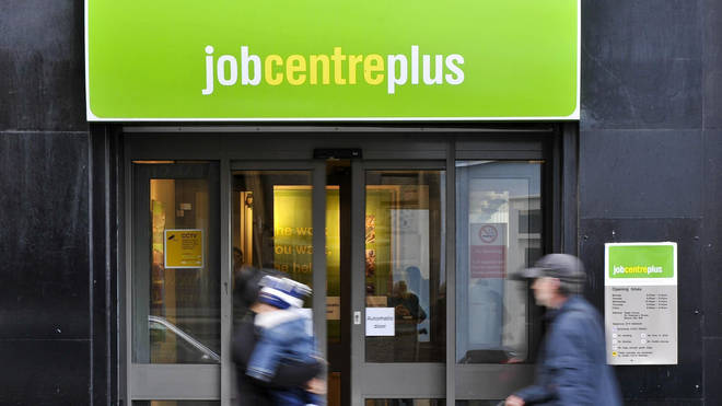 Unemployment in the UK has hit a three-year high