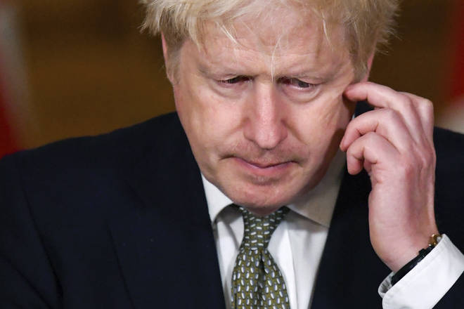 Prime Minister Boris Johnson has rejected a full lockdown
