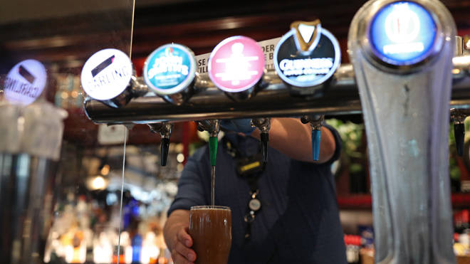 Marston's is cutting over 2,000 jobs blaming curfew rules (file image)